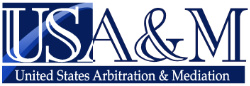 US Arbitration-Mediation Logo